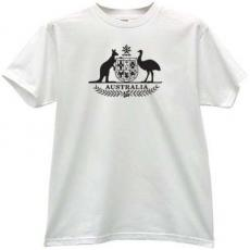 Coat of Arms of Australia Cool T-shirt