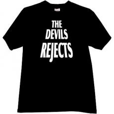 The Devils Rejects Cool T-shirt in black