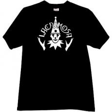 Lacrimosa Cool Music T-shirt in black