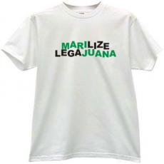 Legalize Marijuana cool - T-shirt