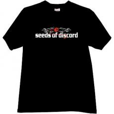 Seeds of Discord Hell T-shirt