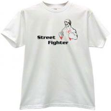 Street Fighter Cool T-shirt