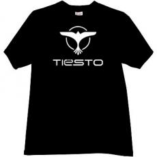 Tiesto Cool Music T-shirt in black