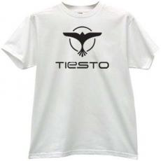 Tiesto Cool Music T-shirt in white